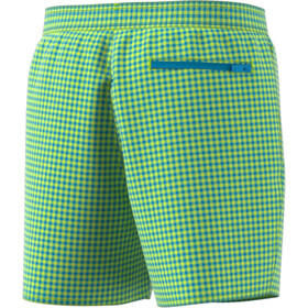 adidas Check CLX SH SL Shorts Men, semi solar slime